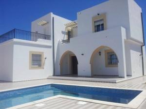 facade-villa-houmet-souk